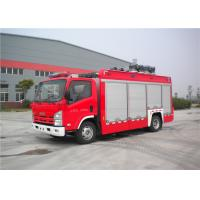Buy cheap Three Seats Light Fire Truck product