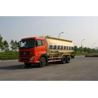 Buy cheap Dongfeng 6x4 22cbm Dry Bulk Truck / Talcum Powder , Bulk Cement Tank Truck product