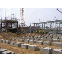 Buy cheap Advanced Lime Autoclaved Aerated Concrete Panels 50000m3 - 300000m3 product
