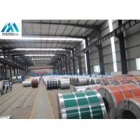 Buy cheap H14 H16 H18 Pre Painted Color Coated Aluminium Coil Scrubbing Resistant product