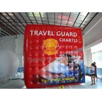 Buy cheap Inflatable Cube Balloon with Six Sides Digital Printing , Square Balloons for Parade product
