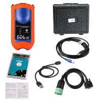 Buy cheap John Deere Service Advisor EDL V2 Diagnostic Kit with PC-to-vehicle interface compatible with Service ADVISOR software product