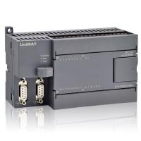 China Automation System 14DI / 10DO Relay PLC Logic Controller with two RS485 ports UN214-1BD23-0XB0 wholesale