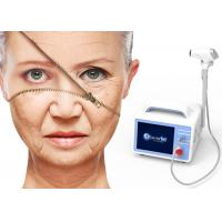 Buy cheap Rf Ultrasonic Laser Wrinkle Removal 14 function facial machine 2 In 1 RF Machine Max 80W product