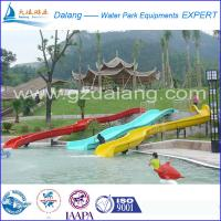 Buy cheap Anti-UV Swimming Pool Water Slide For Children And Adult product