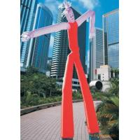 Buy cheap Professional Crazy Inflatable Arm Waving Balloon Man Sky Dancer , EN71 product