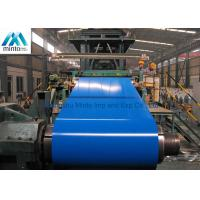 Buy cheap ASTM A240 ASTM A167 Color Coated Aluminum Coil Prepainted Galvalume Steel Coil product
