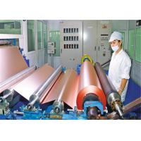 Quality 12 Micron EDCU electrolytic copper foil with one side shiny type for Samsung for sale