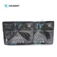 China Eco Friendly Laminated Child Resistant Bags Smell Proof Aluminum Foil Sealed on sale