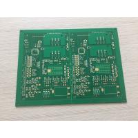 """Buy cheap 0.8-2.0mm 2 Layers FR4 2OZ TG170 Multilayer PCB Board With UL ENIG 2U"""" For control board product"""