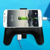 Buy cheap Multi Functional Smartphone Support Stand Fan Radiator With 2000mA Power Bank product