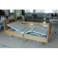 Buy cheap Wood Guard Rails Home Care Electric Adjustable Beds 300 Kgs Weight Limit from wholesalers
