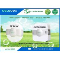 Buy cheap Low Noise Indoor Home Air Purifier With Intelligent Sensor And Remote Control product