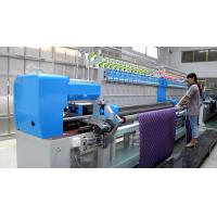 Heavy Duty Industrial Embroidery Machines , Digital Sewing Machine For Car Cushions