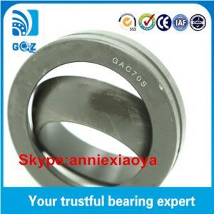 Buy cheap GAC..S / GE..SX 70*110*25 mm Excavator Spherical Plain Thrust Bearing GAC70S Rod End Bearing product