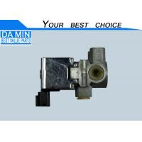 Buy cheap Multifunction ISUZU Auto Parts , Magnetic Valve 1825638712 Hang In Frame And Gantry Versatility product
