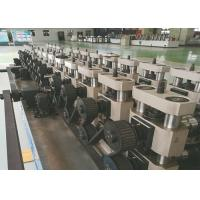 Buy cheap Full Automatic Aluminum Tube Production Line High Precision Tube Mill Line product