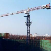 Buy cheap CE ISO Approved To Make Best Use Of Materials Qtz63 Building Tower Crane product