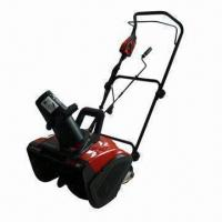 Buy cheap 1600W electric snow blower with 500mm working width and 230mm working height product