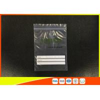 Buy cheap Custom Industrial ZipLock Resealable Poly Bags product