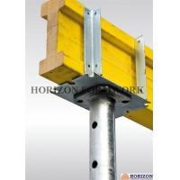 Buy cheap Q235 Steel Steel Formwork System Four - Way Fork Head Supporting H20 Beams product