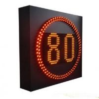 Buy cheap High brightness electronic street signs Remote control , expressways digital road signs product