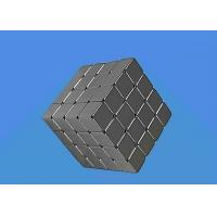 Buy cheap Strong sintered N52 Neodymiun Magnets Strong Permanent Magnets NdFeB magnets product