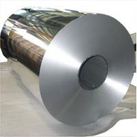 Quality Bright Plain Mill Finished Aluminum Foil Roll 8011 For Air Conditioner for sale