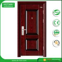Buy cheap latest main gate designs india security metal door for front doors product