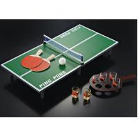 Buy cheap Easily Stored Kids Table Tennis Table 60 X 40 X 15 Cm Size For Family Entertainment product