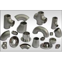 Buy cheap 90° 45° 180° Elbow SR LR Steel Butt Weld Pipe Fittings For Automobile Industry product