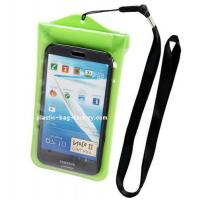 Quality Swimming Waterproof Phone Wallet , Underwater Phone Case For Samsung Galaxy for sale