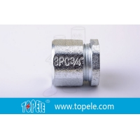 Buy cheap Three Piece Type 1/2''-2'' Malleable Iron Rigid Conduit Coupling product