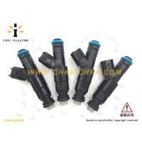 Buy cheap Ford Focus Fuel Injector Anti Pollution , OEM L301-13-250A Mazda Fuel Injector product