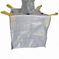 Buy cheap Electric conduction big bag with single and double fold hem product