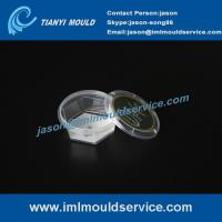 Buy cheap Professional plastic IML thin wall mold suppliers, Plastic IML thin wall mold service product
