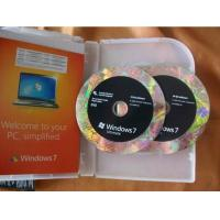 China Windows 7 32 Bit Ultimate , Windows 7 Utility Software on sale