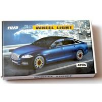 China LED Auto Wheel Lights x4PCS A010(Solar Energy & Rechargeable) on sale