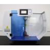Buy cheap 220V Plastic Testing Machine / PLC Impact Strength Testing Equipment For Izod from wholesalers