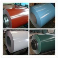 China JIS G3312 Hot Dipped Prepainted Galvanized Steel Coil , Color Coated Steel Coil wholesale