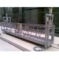Buy cheap High loading capacity Rope Suspended Platform 3m , 5m for Large tank product