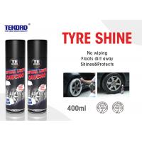 Buy cheap Tyre Shine Spray / Car Care Spray For Providing UV And Tyre Sidewalls Protection product