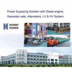 Vista geral da empresa - poder de Guangdong Honny