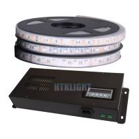 Buy cheap 50Hz 300W RGB LED Strip DMX Controller Metal Housing In Black Color from wholesalers