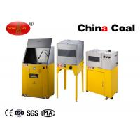 Buy cheap Automatic Ultrasonic Spray Gun Cleaner Carbon Steel Base Cabinet product