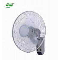 China Electric Power 220v 110v AC Wall Fan Low Noise Operation With Two Strings on sale
