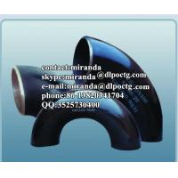 Quality stainless steel elbow/carbon steel elbow/pipe fitting 90 degree elbow pipe for sale