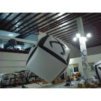 Buy cheap Big Cube Inflatable Advertising Balloon Full Digital Printing For Party Decoration product