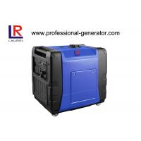 Buy cheap High Quality Diesel Powered Portable Silent Inverter Generator from wholesalers