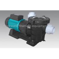 Buy cheap Plastic 3 Hp Variable Speed Pool Pump , Swimming Pool Pumps 2.2L Strainer product